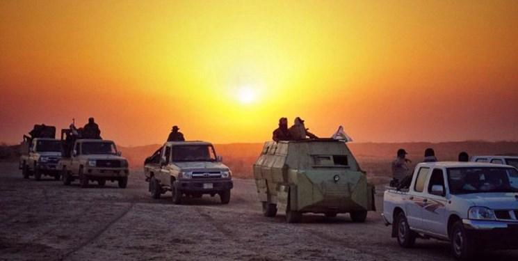 الحشد الشعبی عراق مانع از نفود داعش به جنوب موصل شد