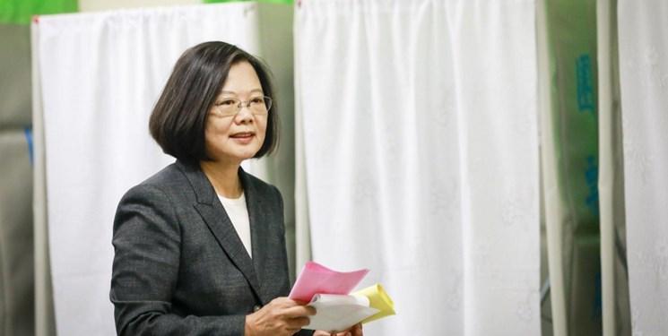 سای اینگ ون در انتخابات ریاست جمهوری تایوان اعلام پیروزی کرد
