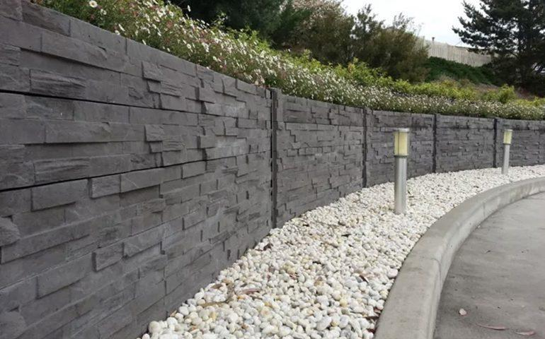 دیوار حائل و انواع آن