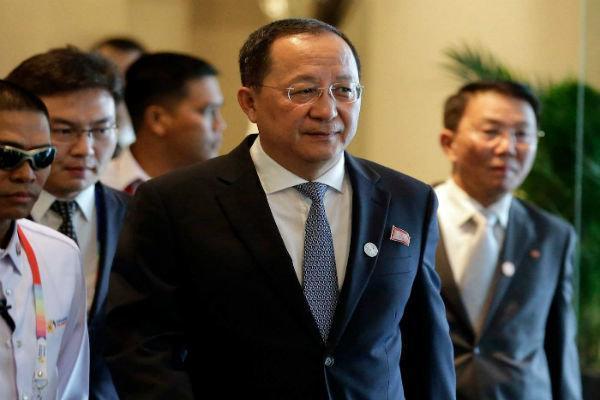 وزیر خارجه کره شمالی برکنار شد، جانشین وی پنجشنبه معرفی می شود