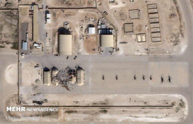 زخمی شدن 16 نظامی آمریکایی در حمله موشکی ایران به عین الاسد