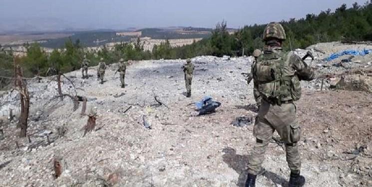 چند نظامی ترکیه در انفجاری در شمال سوریه کشته شدند