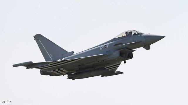 توقف اجرای قرارداد فروش جنگنده های انگلیسی به عربستان