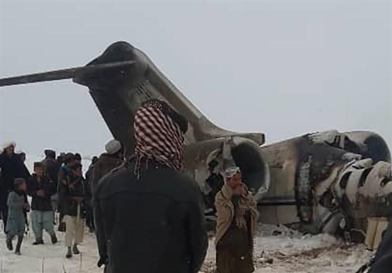 تصاویر اختصاصی خبرنگاران از اجساد و لاشه هواپیمای ساقط شده آمریکایی در افغانستان