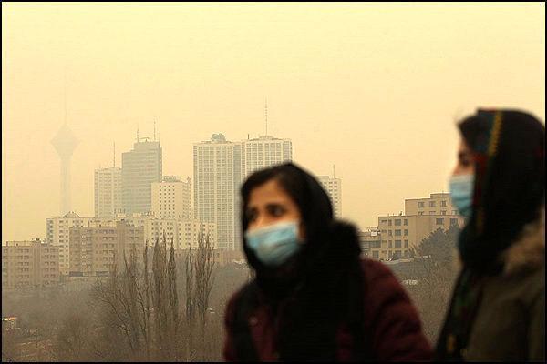 علت آلودگی هوای تهران و شهرهای بزرگ کشور تعیین شد