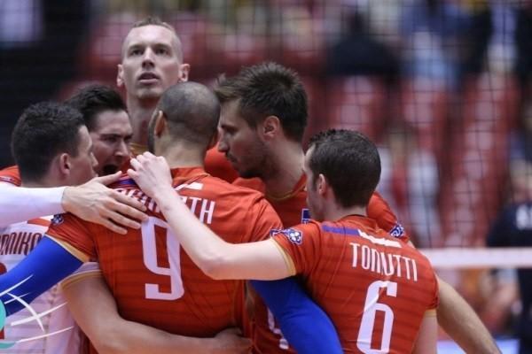 والیبال انتخابی المپیک 2016 - ژاپن؛ ونزوئلا مقابل کانادا هم تن به شکست داد