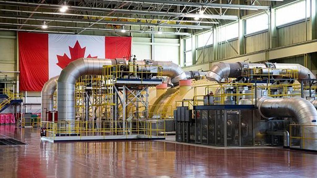 خبرنگاران پیغام هشدار اشتباه درباره حادثه نیروگاه هسته ای کانادا