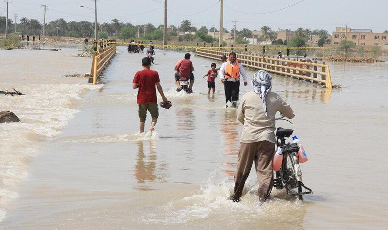 سایه کرونا بر مدیریت سیل در خوزستان