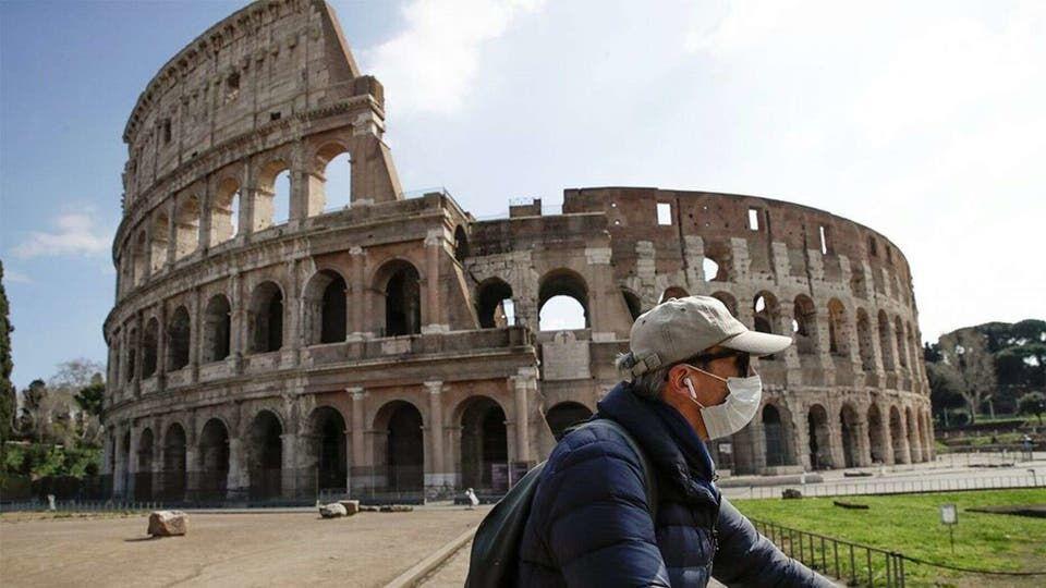 خبرنگاران شمار فوتی های روزانه کرونا در ایتالیا کاهشی، اما همچنان بالا است