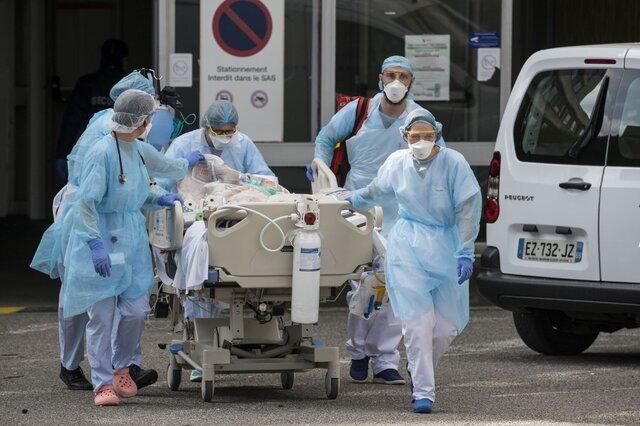چهار درصد از بیماران بستری مبتلا به کرونا در استان از اتباع کشورهای همسایه هستند