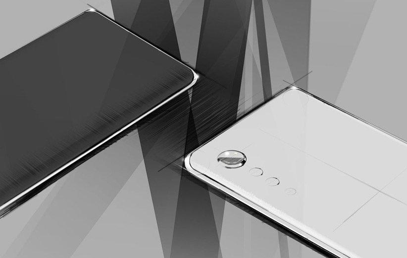 ال جی از زبان طراحی جدید برای گوشی بعدی خود رونمایی کرد