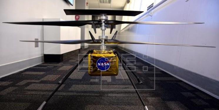 بالگرد ناسا آماده ارسال به مریخ است