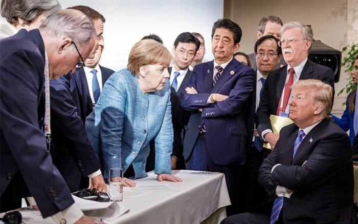 عکسی که واکنش کاخ سفید را برانگیخت