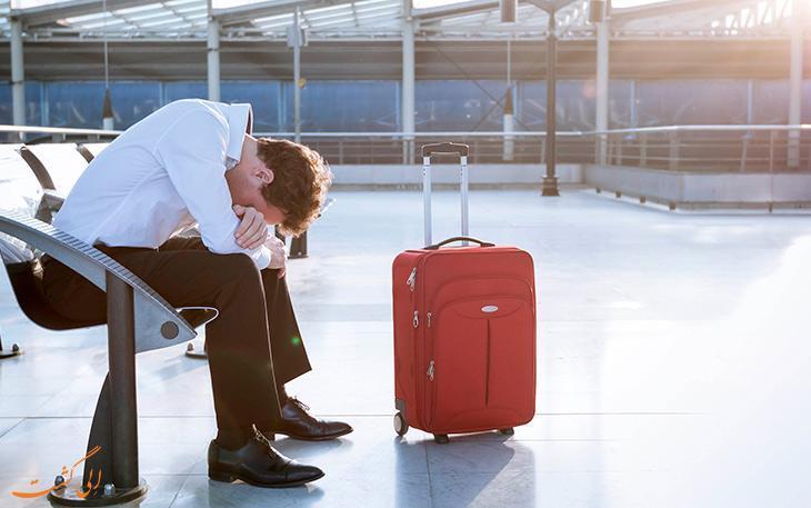 7 نکته مهم برای مقابله با افسردگی بعد از سفر