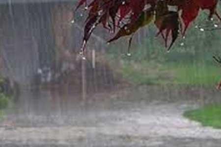 بارش باران در بیشتر شهرها و تگرگ در بعضی استان ها از 10 اردیبهشت ، لزوم مدیریت آب سدها