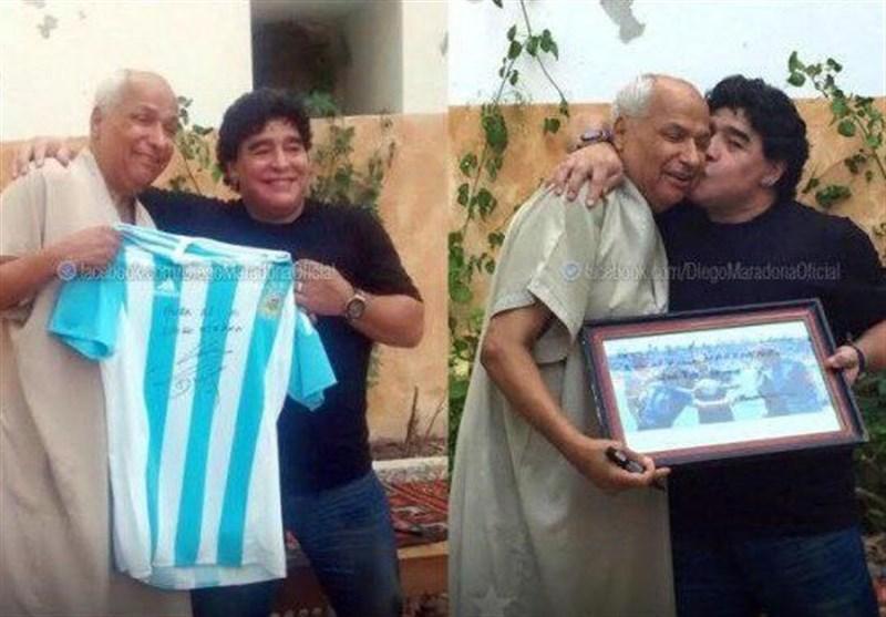 داور تونسی و تأیید گل تاریخی مارادونا پس از 34 سال