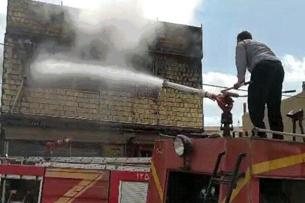 سهل انگاری و بی احتیاطی بیشترین دلیل وقوع آتش سوزی