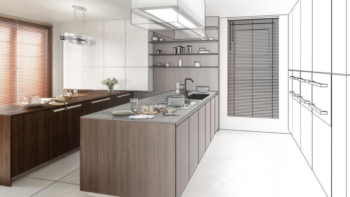مراحل بازسازی آشپزخانه و هزینه آن همراه با تصاویر قبل و بعد