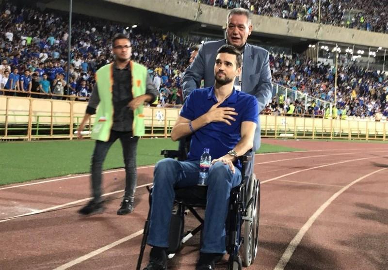 باشگاه استقلال: فیفا تا 10 روز آینده طلب پادوانی را پرداخت می کند