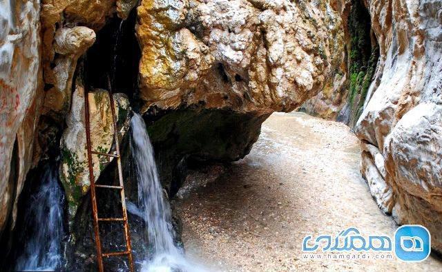 چشمه مرتضی علی طبس و زیبایی های حیرت انگیزی که دارد