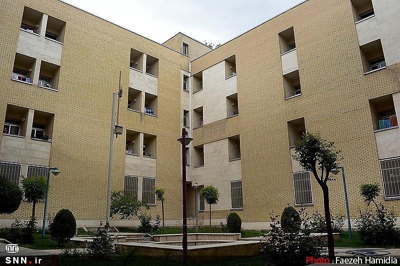 ظرفیت اسکان دانشجویان علوم پزشکی تهران در خوابگاه ها 45 درصد افزایش یافت