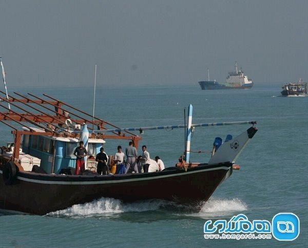 اعلام محدود شدن سفرهای دریایی به جزایر هرمزگان