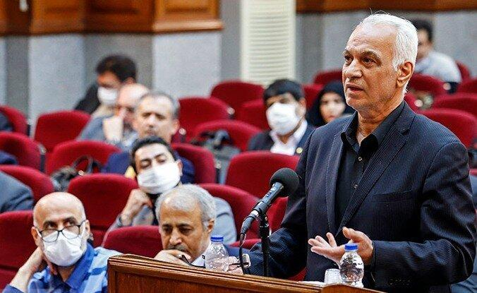 ماجرای تماس تلفنی غلامرضا منصوری با فرهاد مشایخ چه بود؟