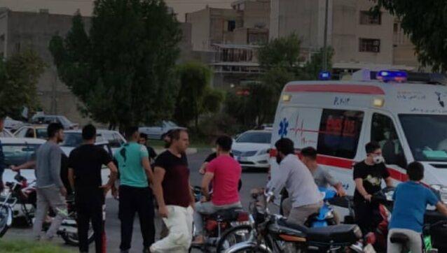 خبرنگاران 2 نفر در درگیری مسلحانه دزفول زخمی شدند