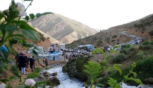 چشمه میشی منطقه خاص و طبیعی شهر سی سخت