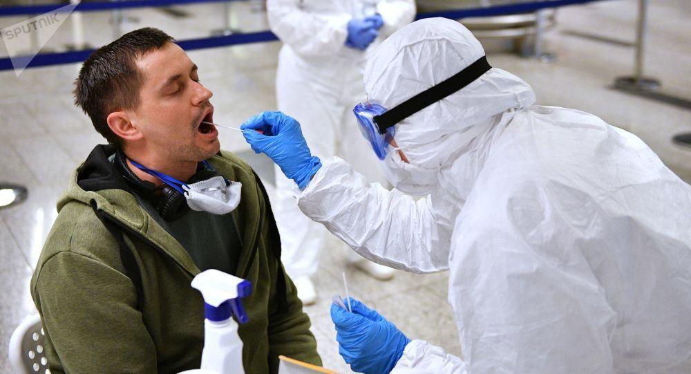 حمایت آمریکا از کوشش ها برای یافتن منشا ویروس کرونا