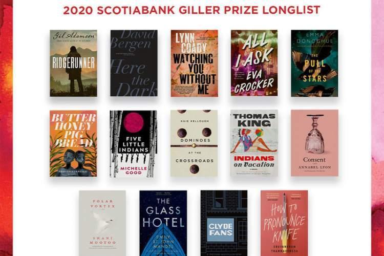 نامزدهای اولیه جایزه گیلر اعلام شد ، حضور اما دان هیو در میان نامزدهای مهم ترین جایزه ادبی کانادا