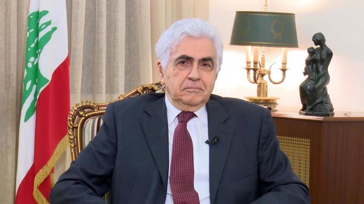 خبرنگاران چرا وزیر خارجه لبنان استعفا کرد؟