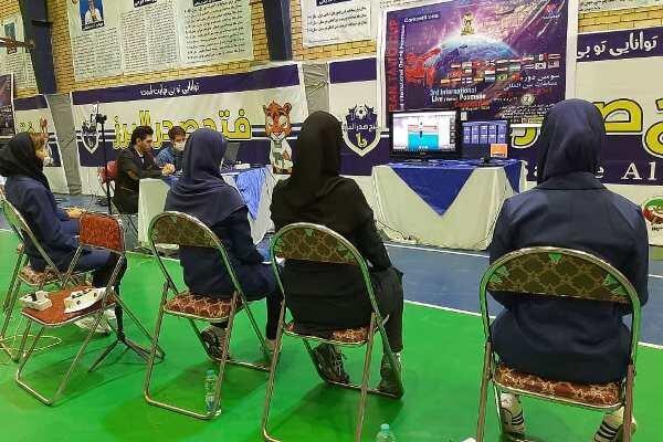 رقابتهای پومسه آنلاین برای نخستین بار برگزار شد