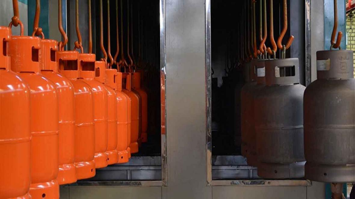 توزیع گاز مایع در مازندران الکترونیکی شد