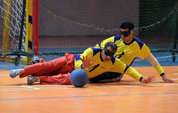 ورزشکاران نابینای استان مرکزی به سالن ورزشی چند منظوره نیاز دارند