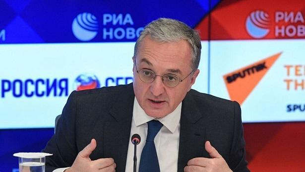 وزیرخارجه ارمنستان: ایران در مسائل بین المللی موضع سازنده دارد