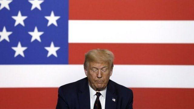 جمهوری خواستار ارشد با پیشنهاد ترامپ برای تعویق انتخابات مخالفت کردند