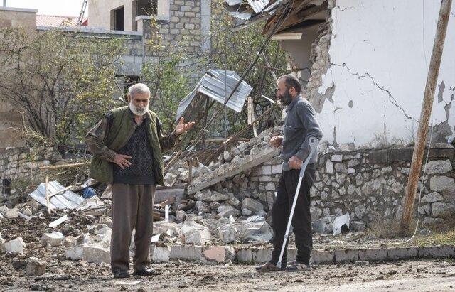 توافق ارمنستان و جمهوری آذربایجان برای تنش زدایی در قره باغ