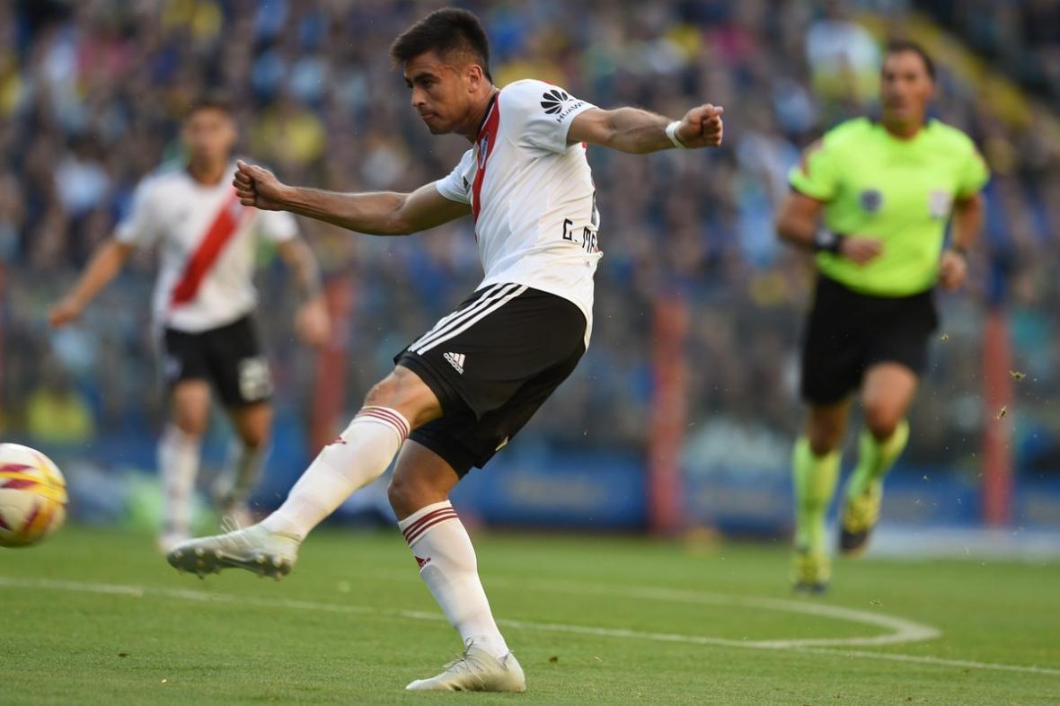 آشنایی با گونزالو مارتینز؛ ستاره آرژانتینی النصر مقابل بهترین خط دفاع آسیا