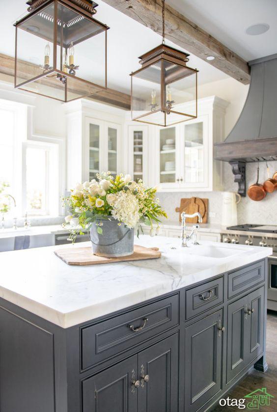 4 نکته کاربردی در چیدمان و دکوراسیون آشپزخانه عروس
