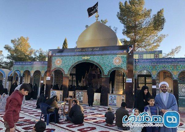 آرامگاه شهید محسن حججی امتیازی برای گردشگری نجف آباد است
