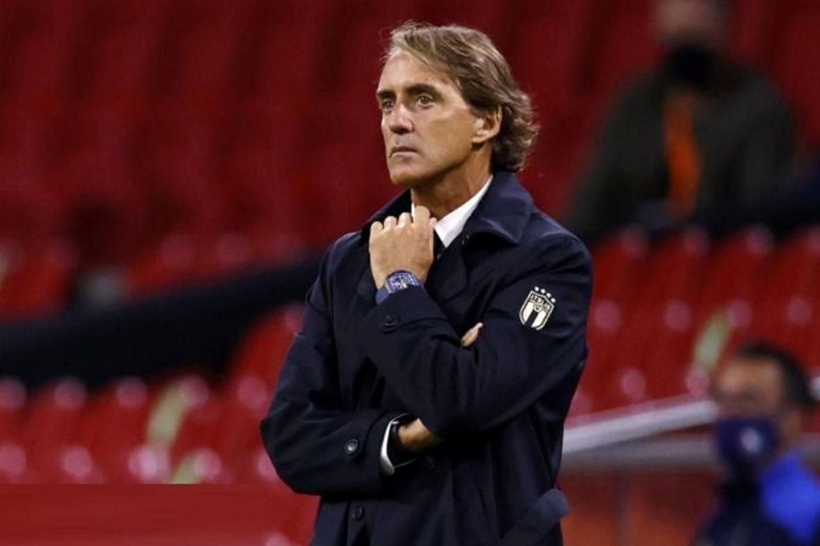 فدراسیون فوتبال ایتالیا قصد تمدید قرارداد با مانچینی را دارد
