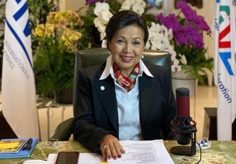 رئیس کنفدراسیون والیبال آسیا انتخاب شد