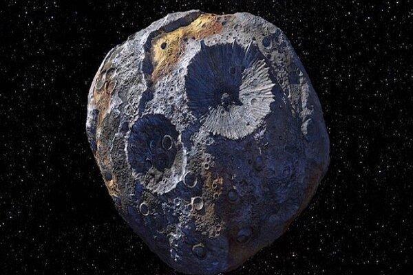 خورشید عامل برخورد سیارک با زمین می گردد!