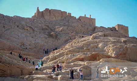کوه آتشگاه اصفهان از بناهای تفریحی و تاریخی، عکس