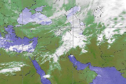 خبرنگاران هواشناسی از آبگرفتگی معابر در شرق و جنوب اصفهان هشدار داد