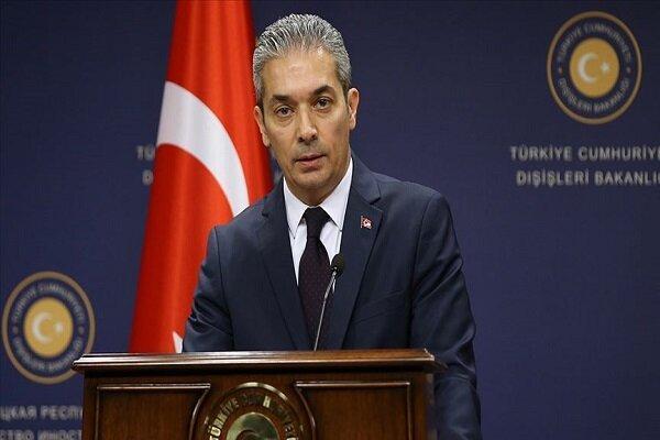 واکنش آنکارا به اقدام ضد ترکیه ای مجلس اروپا