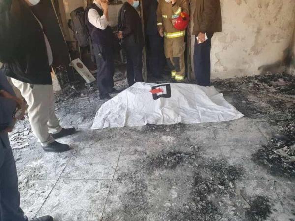 حادثه نشت گاز علت انفجار در چهاردانگه ، شش نفر فوت شدند