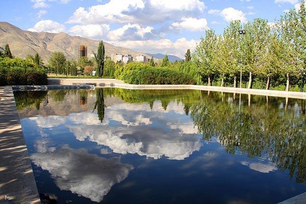 باغ گیاه شناسی تهران کجاست؟