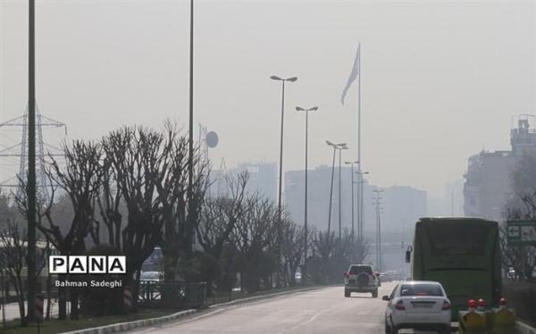هوای پایتخت وارد دهمین روز آلودگی شد